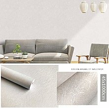 Self Adhesive Wallpaper Child Off-White Contact