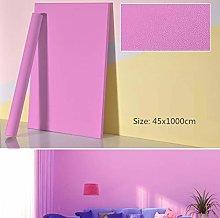 Self Adhesive Wallpaper Child Purple Contact Paper