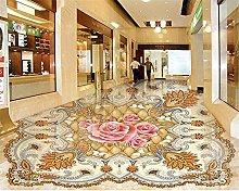 Self-Adhesive Wallpaper Home Living Room Floor