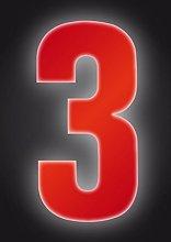 Self Adhesive Wheelie Bin Numbers 17cm - 3 - High