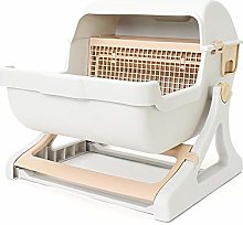 Self Cleaning Cat Litter Box,Extra Large