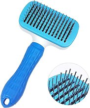 Self Cleaning Slicker Brush for Dogs,