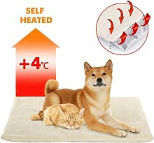 Self-heating cushion for cat dog, Thermal heating