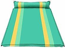 Self-Inflating Sleeping Pad Portable Beach Tent
