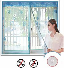 Selfadhesive Window Screen Mesh,Magnetic Blue Anti