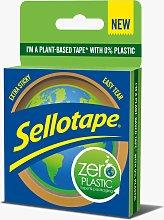 Sellotape Zero Plastic Adhesive Tape