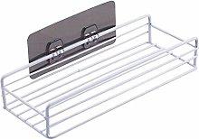 Selotrot Iron Kitchen Bathroom Shower Shelf