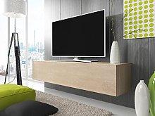 Selsey TV lowboard, Wood Effect Sonoma Oak matt,