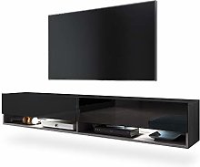 Selsey Wander - TV Cabinet/TV Lowboard With LED