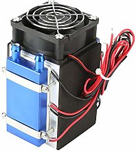 Semiconductor Cooling System, DIY Refrigerator