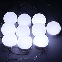 Semiter Mirror Light, Make‑Up Lamp Stylish 10pcs