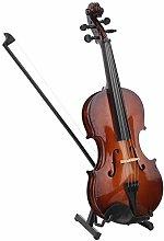 Semiter Wooden Miniature Violin Model Miniature