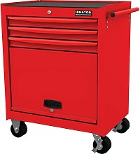 Senator RED-27' 3 Drawer Roller Cabinet