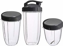 Senmubery 3Pcs Replacement Cups 32 Oz Colossal +24