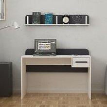 Senny Desk - with Shelves, Drawer - for Office,