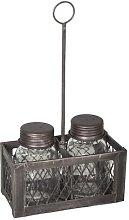 Senora Salt & Pepper Shaker Set Brambly Cottage