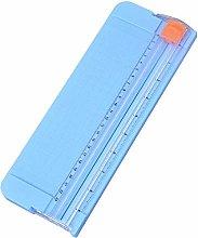 SENRISE Paper Cutter Trimmer, 1PC Mini Paper