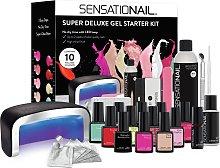 SensatioNail Super Deluxe Nail Polish Starter Kit