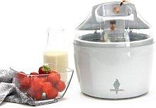 Sensio Home Ice Cream Maker 1.4L: Two