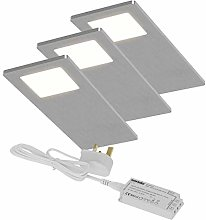 Sensio Velos - Under Cabinet Light - 3 Light Kit