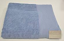 Sento Dish Towel, Cotton, Blue, 100cm