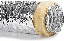 Senua Air Ducting Aluminium, Acoustic or Combi