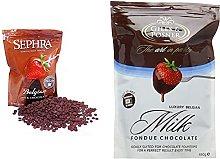 Sephra Belgian Milk Fondue Chocolate 907 g & Giles