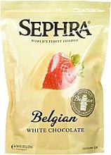 Sephra White Belgian Fountain Chocolate 907 g