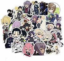 Seraph of The end Cartoon Japanese Anime Stickers