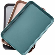 Serving Trays Plastic Stackable Geometric Jewelry