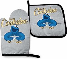 SES-AME Street Enjoy Cookaine Cookie Mon-Ster