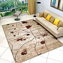 SESO UK-CAR Rectangular Carpet, Geometric Patterns