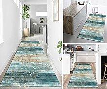 SESO UK- Carpet Runner for Hallways Non-slip Long,