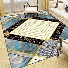 SESOUK Large Living Room Carpets, Short Furry