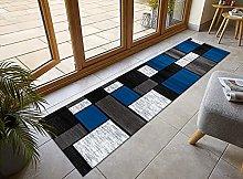 SESOUK Runner Rug for Hallway Non-slip Modern