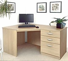 SET-07-IN Drawer Desk Filing Cabinet Living Room