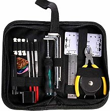 Set Guitar Accessories Replacement Tool Kit Care
