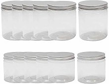 Set of 12 Plastic Containers   Food & Pantry