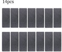 Set of 14 Carpet Stair Treads Floor Mat Protection Cover