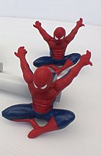 Set Of 2 Spiderman Childrens 19mm Curtain Pole