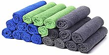 Set of 20 - Multi Purpose Cleaning Towels 40x40cm