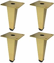 Set of 4 Furniture Legs,Square Tapered Furniture