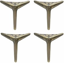 Set of 4 Sofa Legs,Furniture Legs,Modern Metal