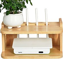 Set-top Box Rack, Wall-Mounted Storage Rack for