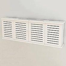 Set-top Box Rack, Wall-Mounted WiFi Safe Deposit