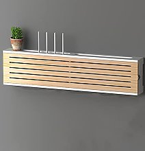 Set-top Box Rack, Wall-Mounted WiFi Storage Box,