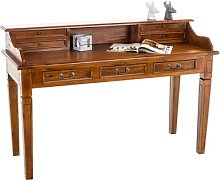Seten Secretary Desk Ophelia & Co. Colour: Brown