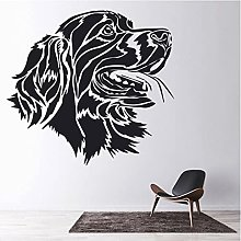 Setter Dog Wall Decal Animal Pets Shop Interior