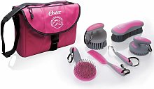 Seven Piece Grooming Kit Pink 32800 - Oster