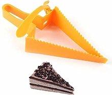 Sevenfly Triangle Design Adjustable Cake Cutter